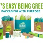 Eco Friendly Green Way Packaging