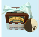 Dog biscuit box