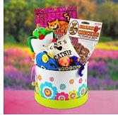 Fab Floral gift basket