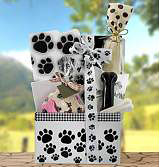 Pet gift basket