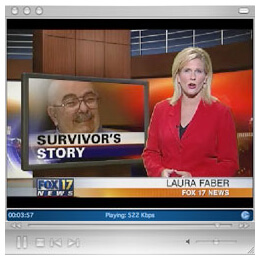Chuck Wilson Survivor Story