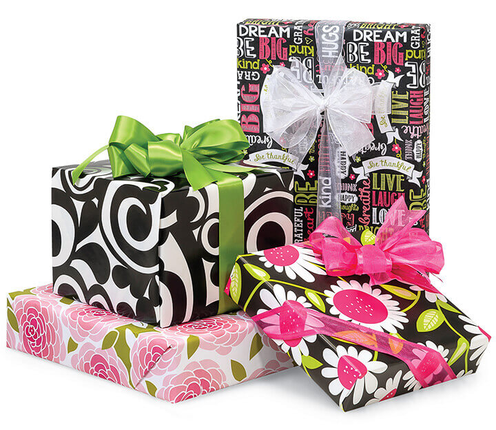 How to Gift Wrap
