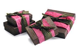 Crinkle paper ribbon
