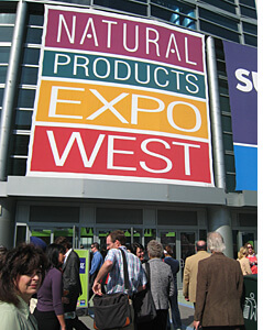 Expo West Natural Products Show