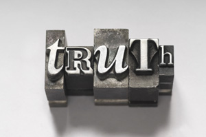 Truth or transparency is important to consumers