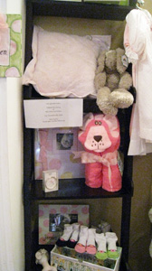 Patricia Jane's Baby Registry