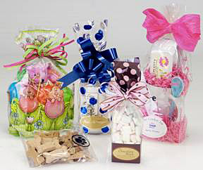 Cello bags for gift baskets