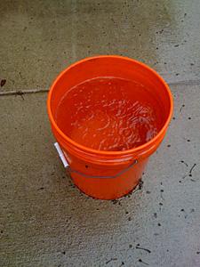 rain bucket