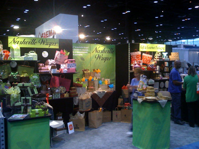 Nashville Wraps Food show