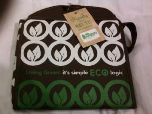 Kohl's reusable shopping bag