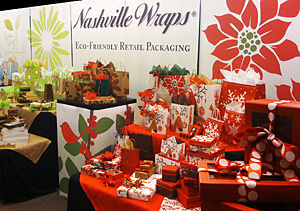 Nashville Wraps booth