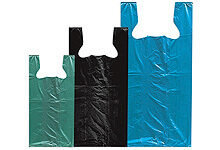 Recycled, Recyclable Plastic Bags