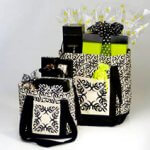 Reusable Tote Gift Basket