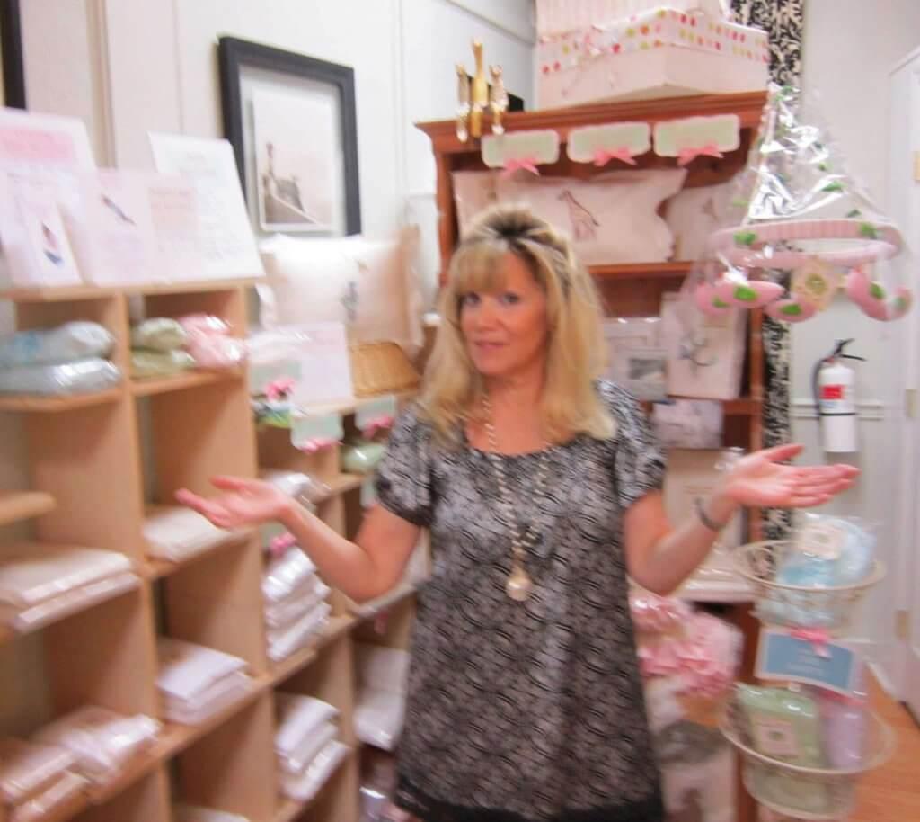 Organic Nest Debbie Foster