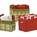 A New Twist on Reusable Gift Basket Containers