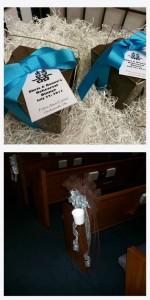 Renee's Wedding Favors & Pew Bows