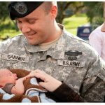 Operation Shower Celebrates Military Families