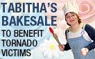 Tabitha's Bakesale Ad