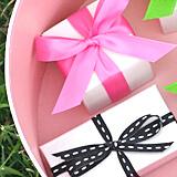 Tiffany-style bow