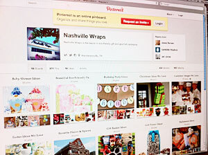 Nashville Wraps on Pinterest