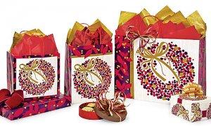 Berry Wreath packaging