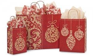 Ornament flourish packaging