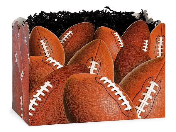 Football Gift Basket Boxes