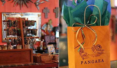 Pangaea Shopping Bags
