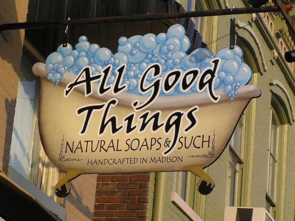 All Good Things Soaps