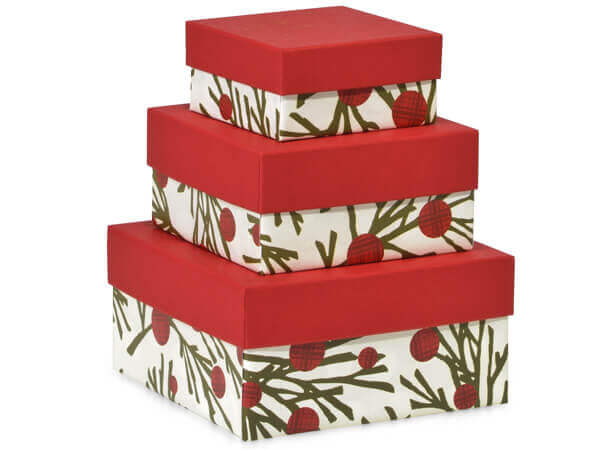 Woodland Nested Boxes