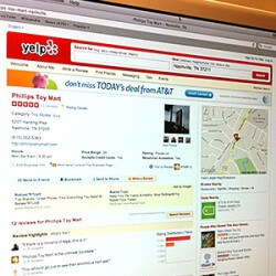 Customer Phillips Toys on Yelp