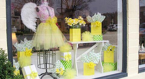 Daffodil window