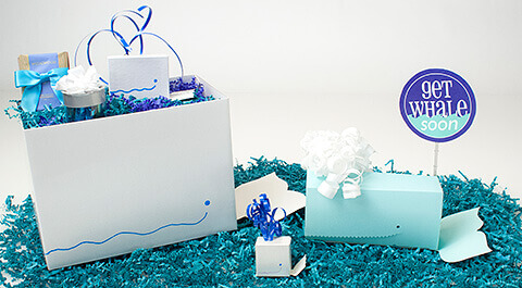 Get Whale Soon Gift Basket