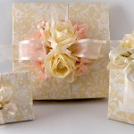 Vintage Wedding Gift Wrap