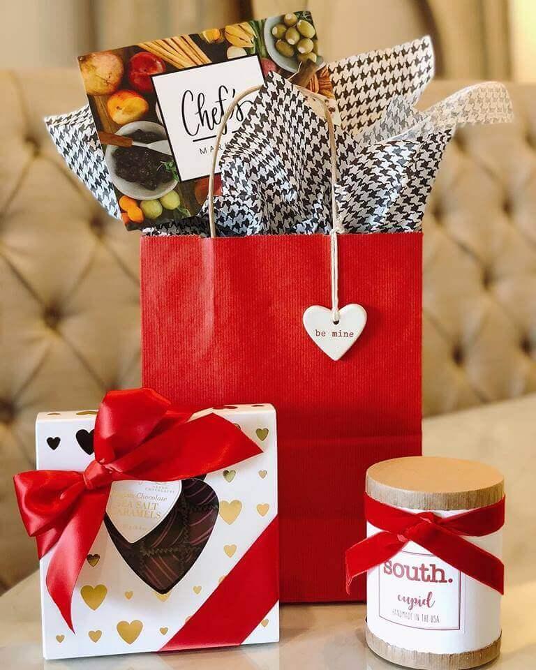 Chef's Market Nashville Wraps Valentine
