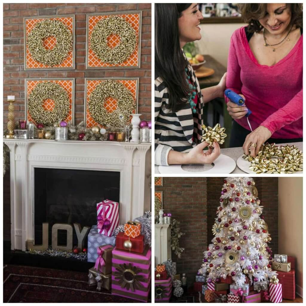 HGTV Celebrity Holiday Homes