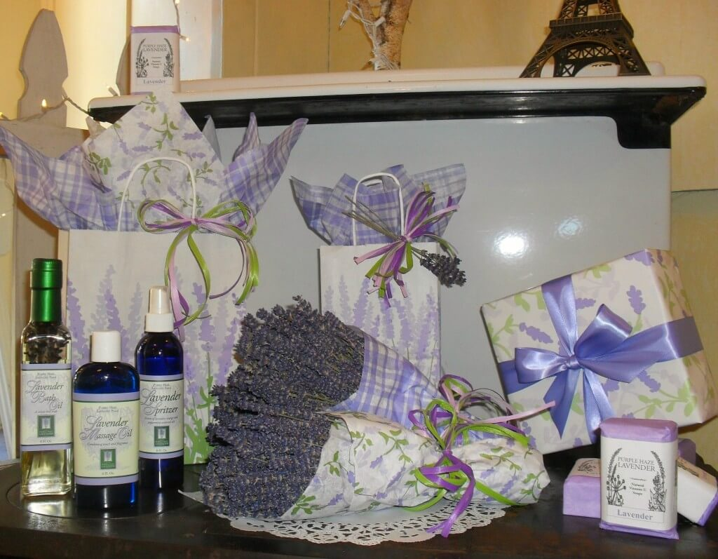 Lavender Field collection