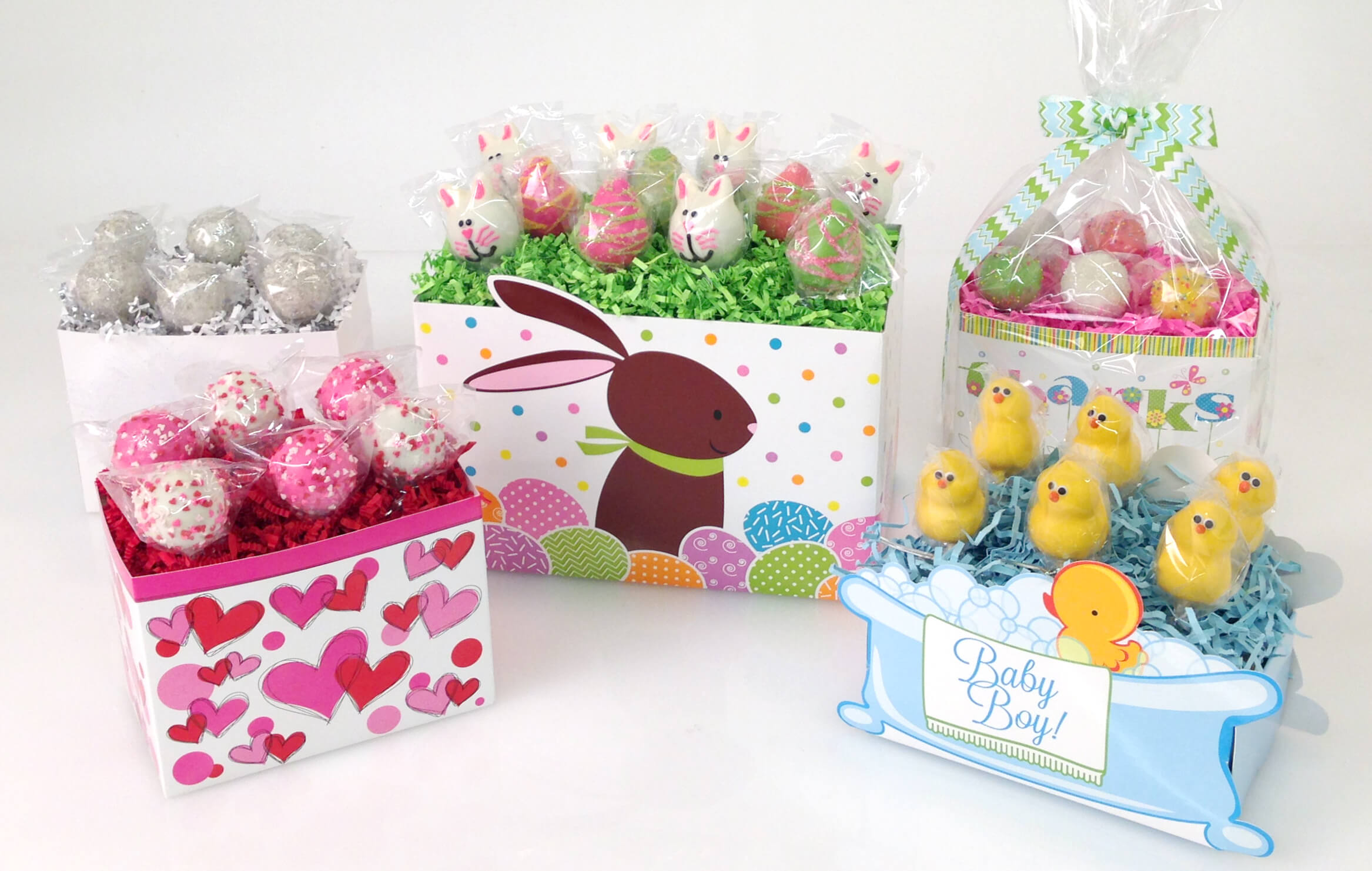 how to make a cake pop display stand
