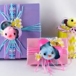 Adorable Easter Chicks Gift Wrapping Ideas from Gina Tepper