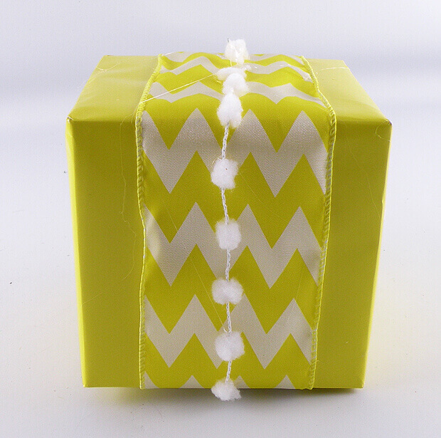 Gina Tepper - Easter Chicks Gift Wrapping 16