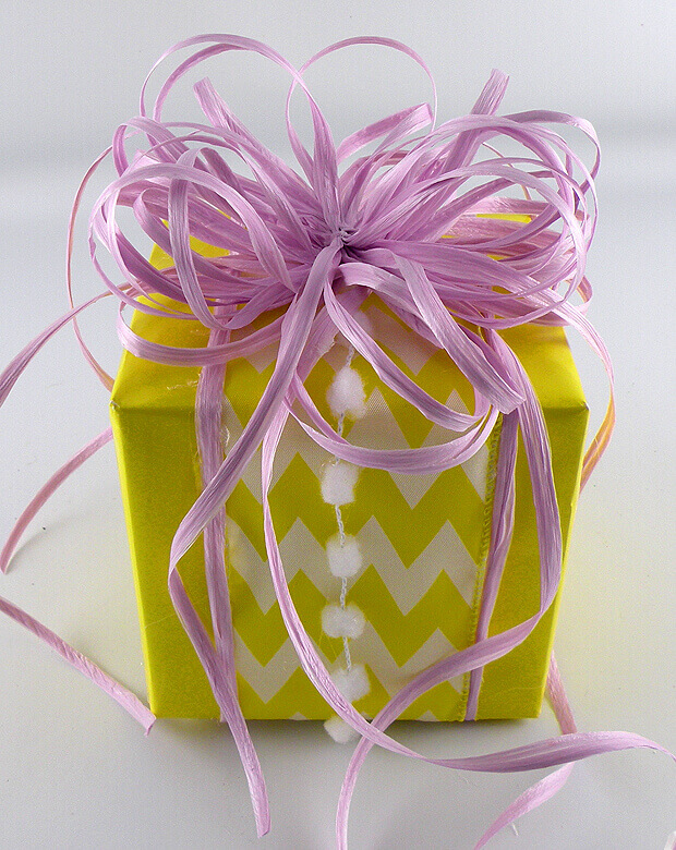 Gina Tepper - Easter Chicks Gift Wrapping 19