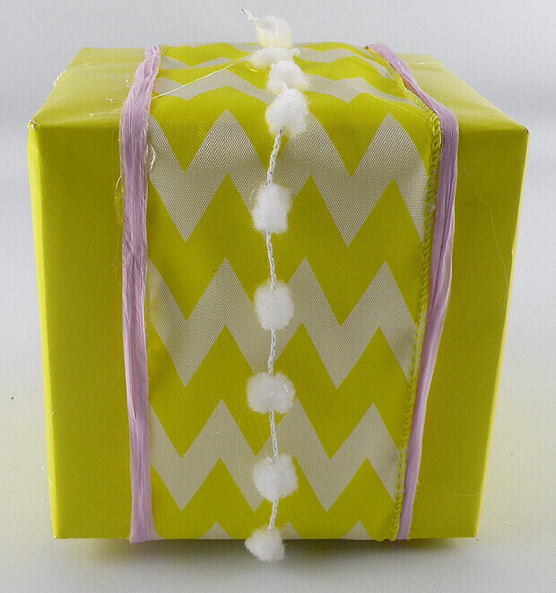 Gina Tepper - Easter Chicks Gift Wrapping 22