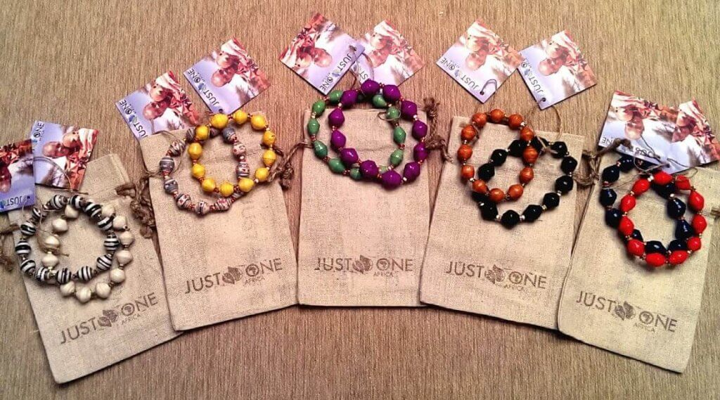 Just One Africa Bracelets