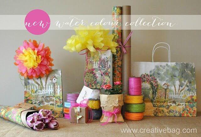 Creative Bag Nashville Wraps