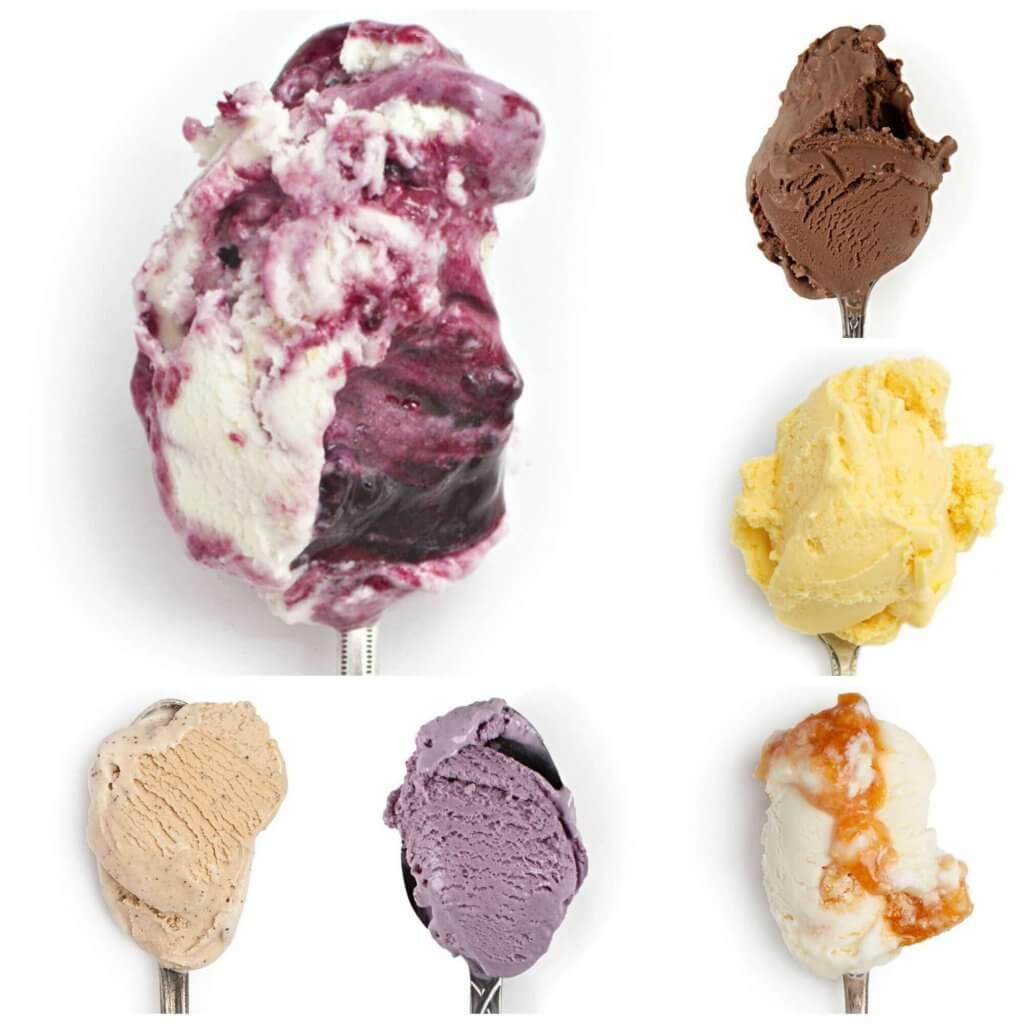 Jeni's Splendid Ice Cream Flavors