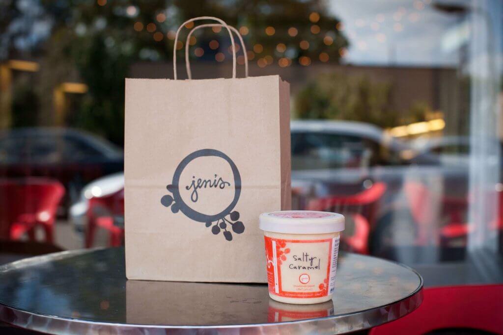 Jeni's Splendid Ice Cream Salty Caramel