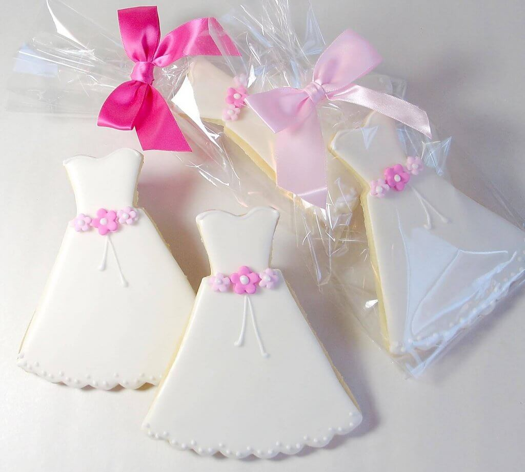 Rolling Pin Productions Wedding Cookies