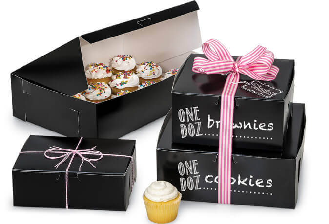 Valentine Bakery Boxes