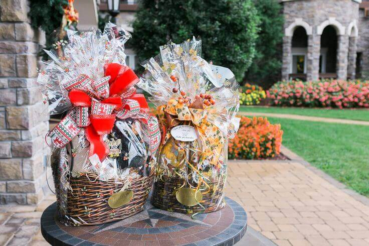 Christmas Place Gift Baskets