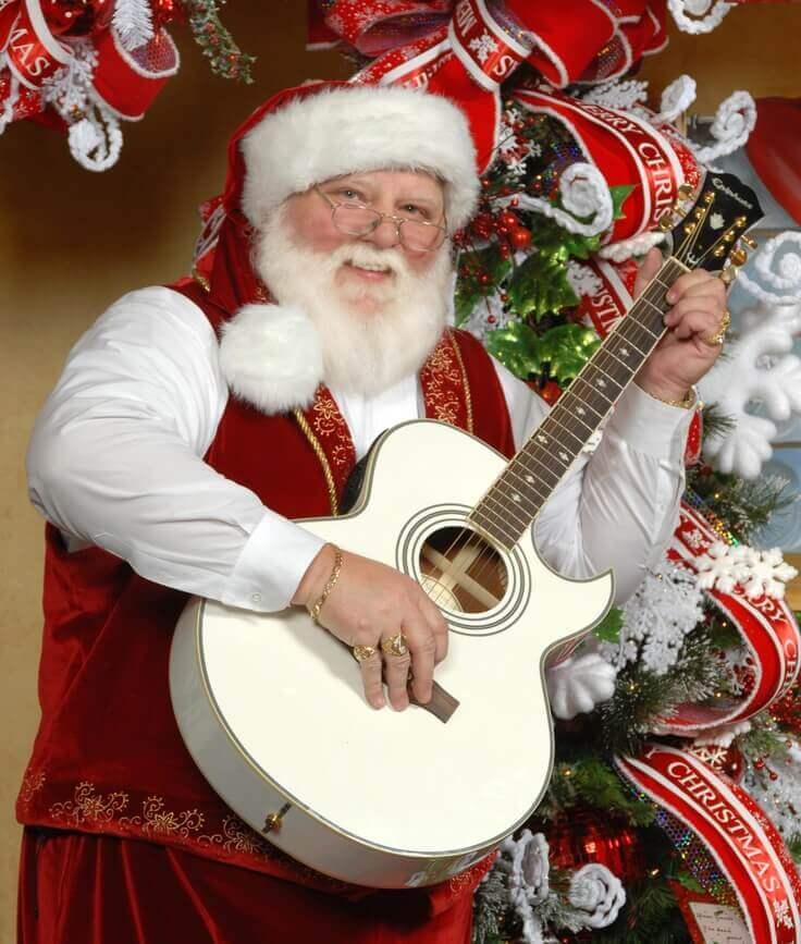 Christmas Place Santa